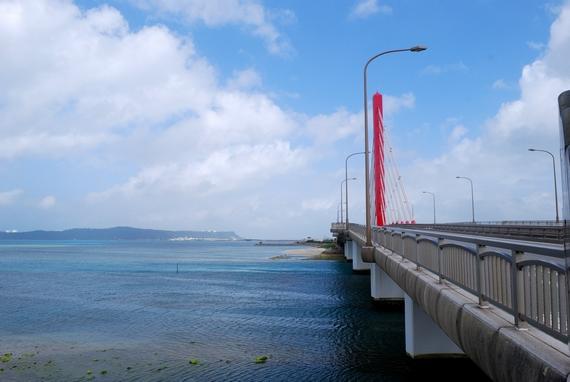 パワースポットが集まる神聖な島 浜比嘉島