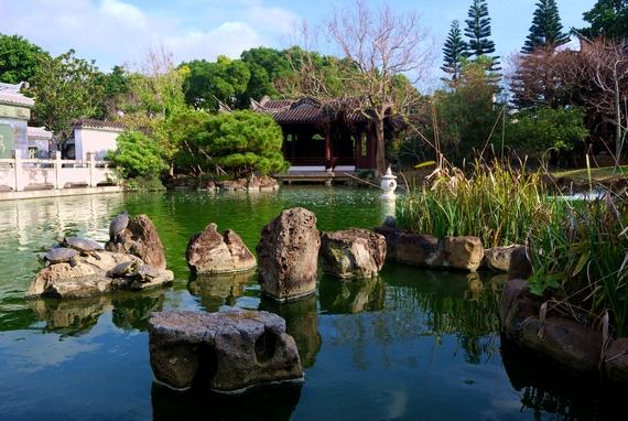 福州園 中国式庭園