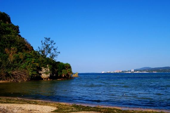 裏スポット 自然がそのまま残るマリブビーチ