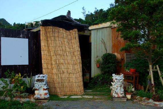沖縄 北部 格安ゲストハウス オクトパス
