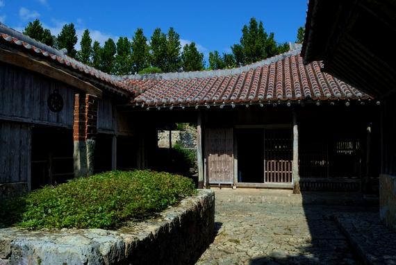 琉球古民家 中村家住宅 重要文化財